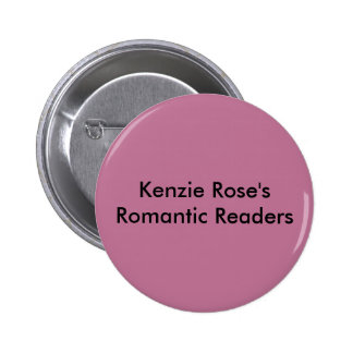 Kenzie Rose Romantic Reader Buttons