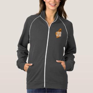 Kep 100 Women's California Fleece Track Jacket