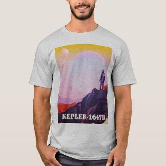 Kepler - 1647B travel poster T-Shirt