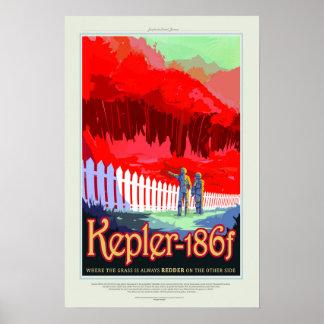 Kepler 16b, Travel Poster