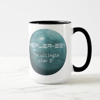 Kepler-22b - mug