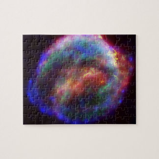 Kepler's supernova, in Ophiuchus Jigsaw Puzzle