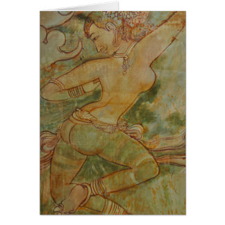 Kerala Dancer Card