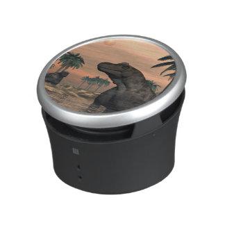 Keratocephalus dinosaurs - 3D render Bluetooth Speaker
