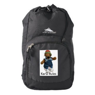Ker'D Rules Backpack