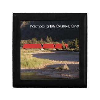 Keremeos, British Columbia, Canada Jewelry Boxes