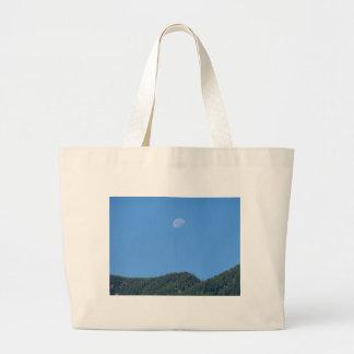 Keremeos Moon Large Tote Bag
