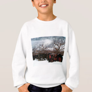 Keremeos Orchard in Winter Sweatshirt