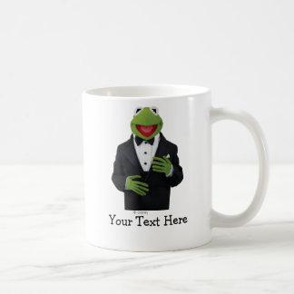 Kermit in a Suit Coffee Mug