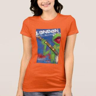 Kermit - London, England Poster T-Shirt
