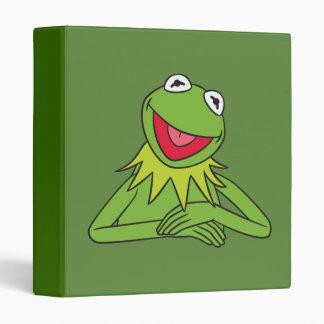 Kermit the Frog Binder