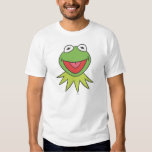 Kermit the Frog Cartoon Head T-shirt