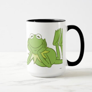 Kermit the Frog lying down Disney Mug