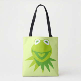 Kermit the Frog Smiling 2 Tote Bag