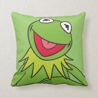 Kermit the Frog Throw Pillow