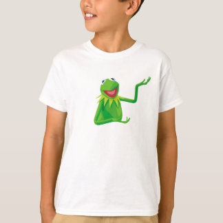 Kermit the Frog with his Mouth Open Disney T-Shirt