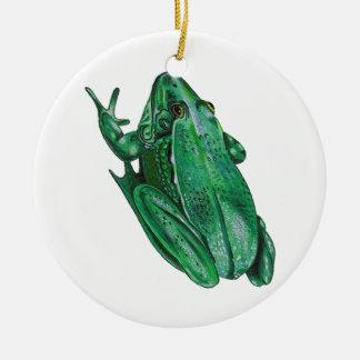 Kermit's Adenture Ceramic Ornament