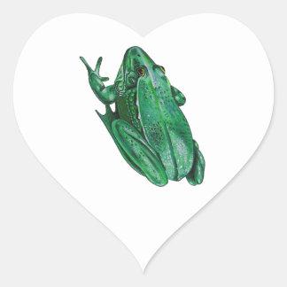 Kermit's Adenture Heart Sticker