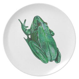 Kermit's Adenture Plate