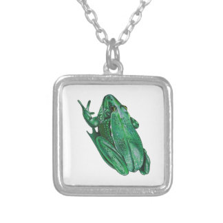 Kermit's Adenture Silver Plated Necklace