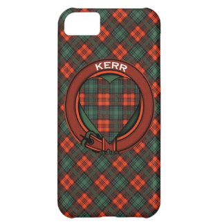 Kerr Scottish Tartan iPhone 5C Covers