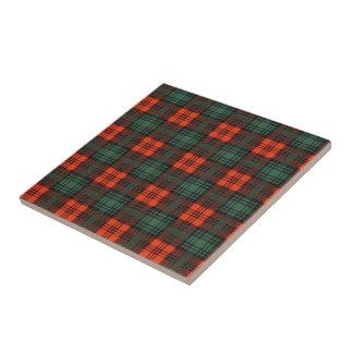 Kerr Scottish Tartan Tile