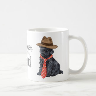 Kerry Blue Dad Coffee Mugs