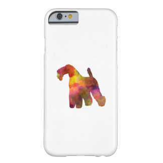 kerry Blue Terrier 02 in watercolor Barely There iPhone 6 Case
