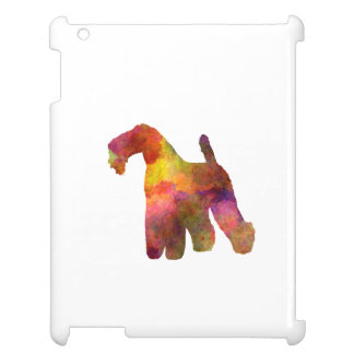 kerry Blue Terrier 02 in watercolor iPad Covers