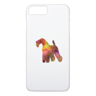 kerry Blue Terrier 02 in watercolor iPhone 8 Plus/7 Plus Case
