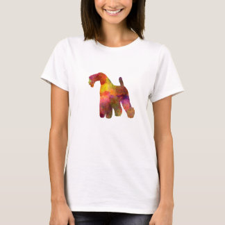 kerry Blue Terrier 02 in watercolor T-Shirt