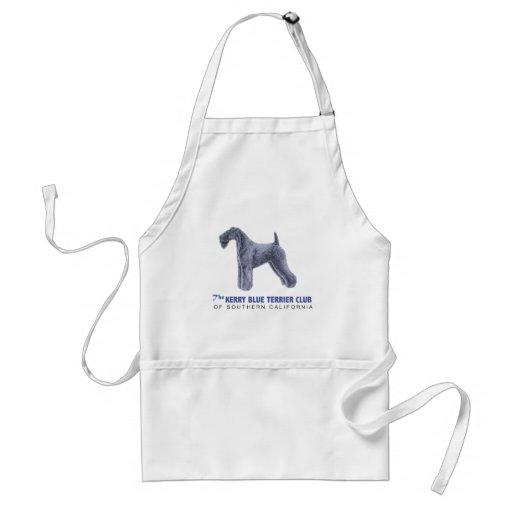 Kerry Blue Terrier Apron
