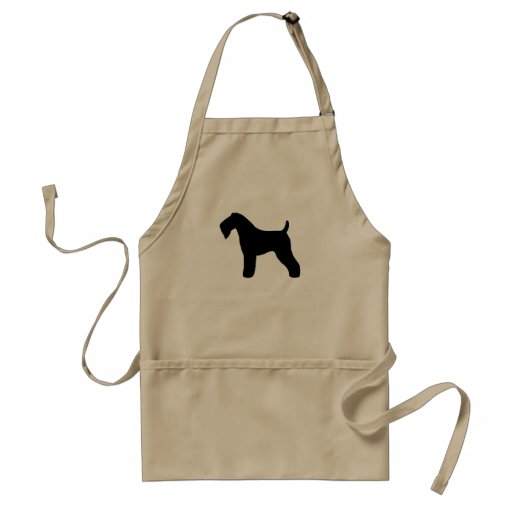 Kerry Blue Terrier Aprons