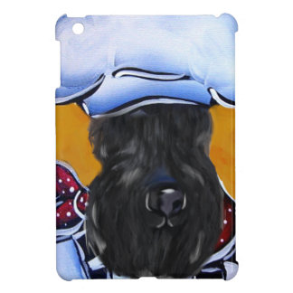 Kerry Blue Terrier Chef Cover For The iPad Mini