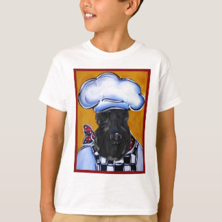Kerry Blue Terrier Chef T-Shirt
