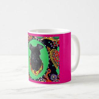 Kerry Blue Terrier Cinco de Mayo Coffee Mug