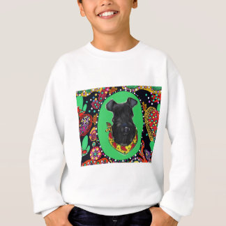 Kerry Blue Terrier Cinco de Mayo Sweatshirt