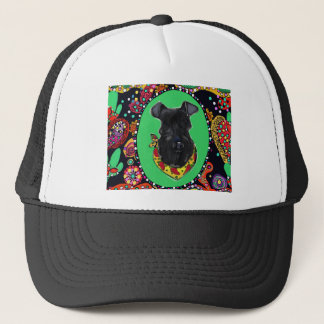 Kerry Blue Terrier Cinco de Mayo Trucker Hat