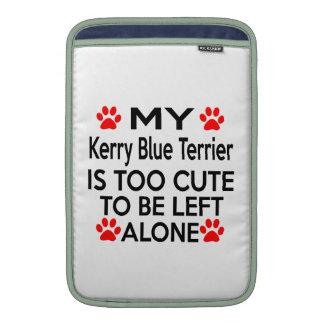 Kerry Blue Terrier Designs Sleeves For MacBook Air
