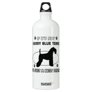 KERRY BLUE TERRIER dog designs SIGG Traveler 1.0L Water Bottle