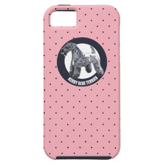 Kerry Blue Terrier iPhone 5 Cover