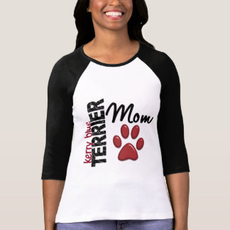 Kerry Blue Terrier Mom 2 Shirts