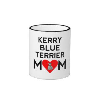 Kerry Blue Terrier Mom Mug
