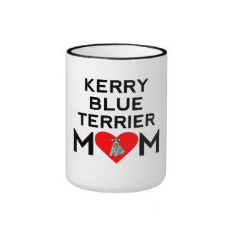 Kerry Blue Terrier Mom Coffee Mug