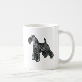 Kerry Blue Terrier Coffee Mug