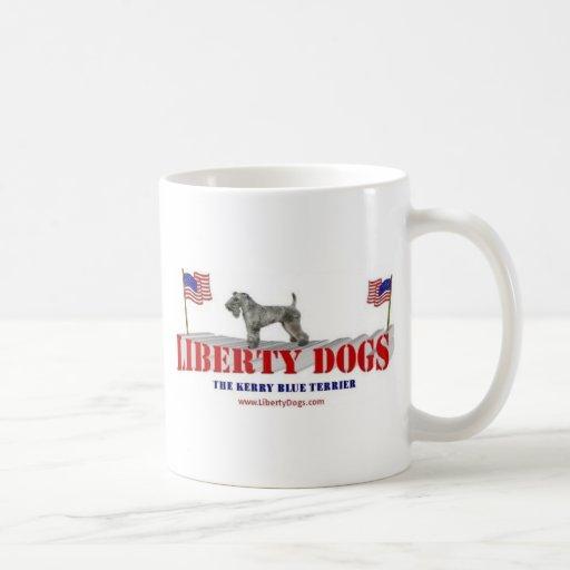 Kerry Blue Terrier Coffee Mugs