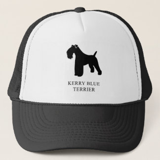 Kerry Blue Terrier Trucker Hat