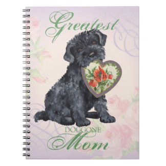 Kerry Heart Mom Note Books