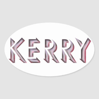 Kerry sticker