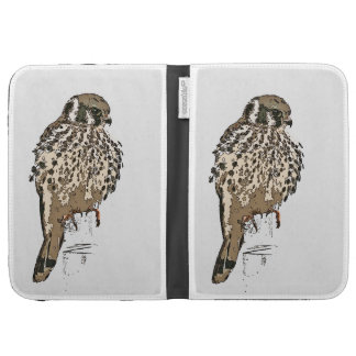 Kestral Bird Wildlife Animals Raptor Wetlands Kindle Covers